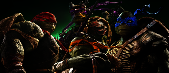 TEENAGE MUTANT NINJA TURTLES Movie Giveaway!