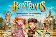 The Boxtrolls Blu-ray Giveaway!