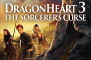 Dragonheart 3: The Sorcerer's Curse Blu-ray Giveaway!