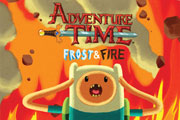 Adventure Time: Frost & Fire DVD Giveaway!