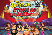 The Flintstones & WWE Stone Age Smackdown Giveaway!