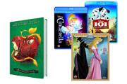 The Isle of the Lost Book & Disney Classic Blu-ray Giveaway!
