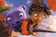 DreamWorks HOME Blu-ray Giveaway!