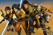 Star Wars Rebels S1 and LEGO Star Wars: The New Yoda Chronicles DVD Giveaway!