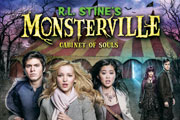 R.L. Stine's Monsterville: Cabinet Of Souls DVD Giveaway!