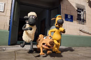 Shaun The Sheep Movie DVD + Book Giveaway!
