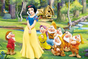 Snow White And The Seven Dwarfs Signature Collection Digital Code Giveaway!