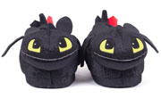 Dragons Race to the Edge Toothless The Dragon Slippers Giveaway!