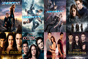 Divergent & Twilight Saga Digital Bundle Giveaway!