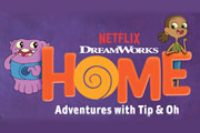 DreamWorks Animation's HOME: ADVENTURES WITH TIP & OH Summer Kit Giveaway!