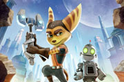 Ratchet & Clank Blu-ray & PS4 Game Code Giveaway!