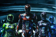 Saban's Power Rangers Prize Pack & Blu-ray Giveaway!