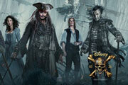 Pirates of the Caribbean: Dead Men Tell No Tales Digital Code Giveaway!