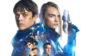 Valerian and the City of a Thousand Planets 4K Ultra HD Combo Pack Giveaway!