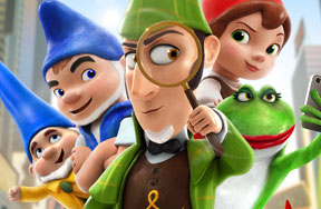 Sherlock Gnomes Movie Prize Pack Giveaway!