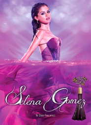 Selena Gomez: New Perfume Ad!