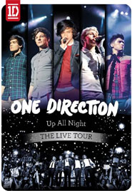 ONE DIRECTION  MORE THAN THIS LIVE VIDEO PREMIERE