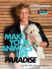 Cody Simpson Stars in PETA2 Ad