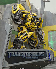 Transformers: The Ride 3-D Infographic!