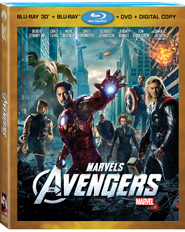 AVENGERS Phase One Blu-ray Collection Debut!