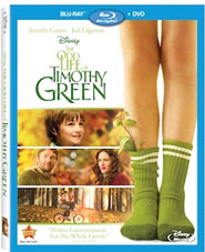 The Odd Life of Timothy Green on BD+DVD December 4th!!