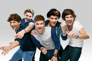 One Direction: 'Live While We're Young' Live