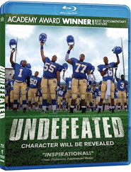 Academy Award Winner UNDEFEATED on Blu-ray + DVD 2/9/13!