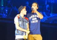 Justin and Drake in Toronto!