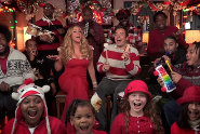 Mariah and Jimmy Fallon : All I Want for Christmas