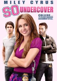 SO UNDERCOVER on Blu-ray + DVD February 5, 2013!