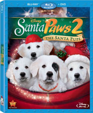 Make a Christmas Wish Book from the Santa Pups!