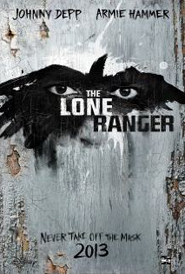  The Lone Ranger 2013 Trailer!