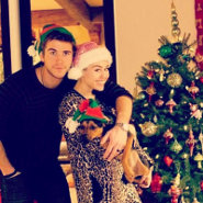 Miley Cyrus' Christmas