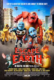 Cody Simpson Escape from Planet Earth Featurette Video!