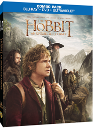 The Hobbit: An Unexpected Journey on Blu-ray 3/19!