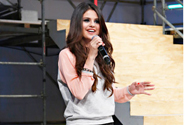 Selena Gomez Presents First Fashion Show!