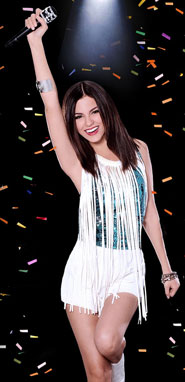 Victoria Justice Announces 'Here's 2 Us' Summer Tour!