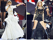Taylor Swifts Wows at the Brit Awards!