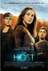 THE HOST | HANGOUT WITH STEPHENIE MEYER AND THE CAST TOMORROW!