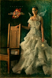 THE HUNGER GAMES: CATCHING FIRE Teaser Trailer Revealed!