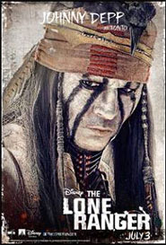 THE LONE RANGER  New Trailer!