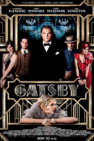 The Great Gatsby in theaters May 10!