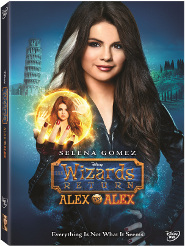The Wizards Return: Alex vs Alex on DVD June 25th!