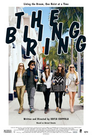 FINAL POSTER for THE BLING RING!