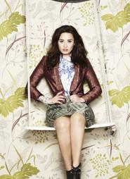 Demi Lovato Spills: Friends & Rehab