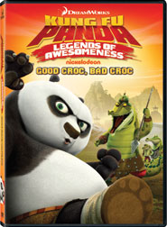Kung Fu Panda: Legends of Awesomeness - New Trailer!