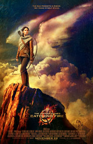THE HUNGER GAMES: CATCHING FIRE - First Offical Poster!