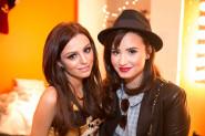 Cher Lloyd Dishes on Demi Lovato