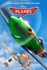 Disney's PLANES: New Trailer!