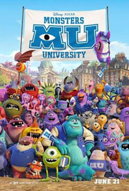 MONSTERS UNIVERSITY: Final [Exam] Trailer!